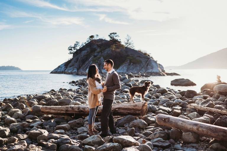 maternity photo shoot Vancouver
