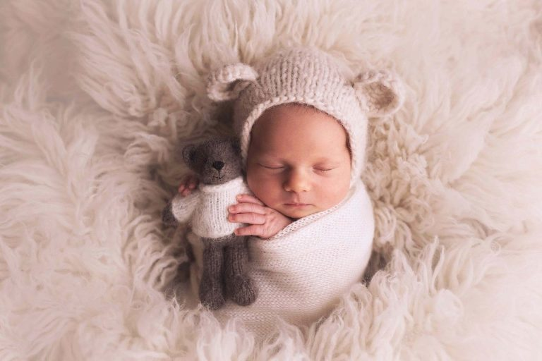 Newborn baby photography in Vancouver
