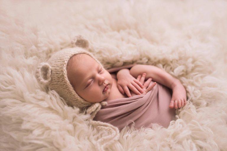 newborn baby photography Vancouver